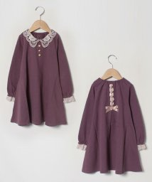 axes femme kids/バックレースアップワンピース/502739039