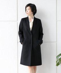 sankyoshokai/ノーカラーウールコート/502746656