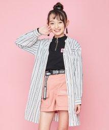 JENNI love/ストライプロングシャツ/502746741