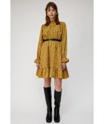 moussy/IVY FLOWER GATHER ドレス/502747980
