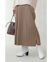 ROSE BUD/LOREX PLEATED SKIRT/502748107