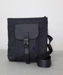 ninon/【メンズ・レディース兼用】フラップポケットマスキュリンルックサコッシュ/502749688