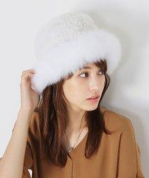 sankyoshokai/ミンクファー帽子/502749976