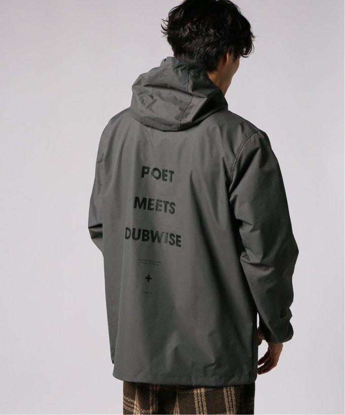 【POET MEETS DUBWISE/ポエトミーツダブワイズ】ANORAK