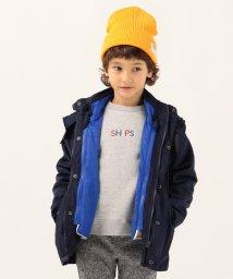 SHIPS KIDS/SHIPS KIDS:3WAY モッズコート(100~130cm)/502751120