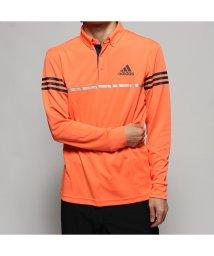 adidas/アディダス adidas メンズ ゴルフ 長袖シャツ スリーストライプス 長袖ボタンダウンシャツ FM7512/502751449