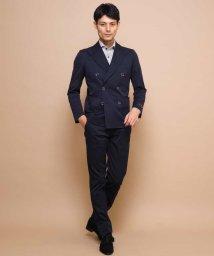 MICHEL KLEIN HOMME/スーツ(LEOMASTERヘリンボーン)/501983430