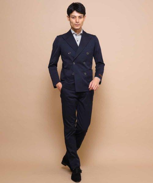 MICHEL KLEIN HOMME(ミッシェルクランオム)/スーツ(LEOMASTERヘリンボーン)/MNNGG85950