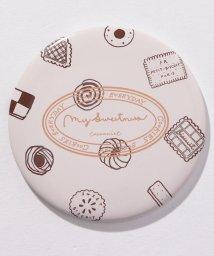 Cocoonist/ビスケットモチーフ缶ミラー/502697119