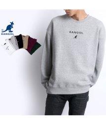 MARUKAWA/【KANGOL】カンゴール ビッグシルエット ミニロゴ刺繍 裏起毛 トレーナー/502704809
