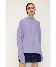 SLY/【TVドラマ着用】LAMBS WOOL OVER SIZE TOPS/502752308