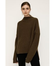 SLY/【TVドラマ着用】【ViVi2月号掲載】LAMBS WOOL OVER SIZE TOPS/502752308
