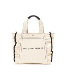 JILL by JILLSTUART/フリルトートバッグ(小)/502752463