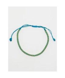 KAYA/【カヤ】和色綱網みアンクレット ブルー系その他/502413226