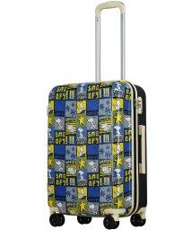 tavivako/SNOOPY PEANUTS Friends スヌーピー プリント スーツケース M 中型 TSAロック 超軽量 4輪キャスター 機内持込可/502750660