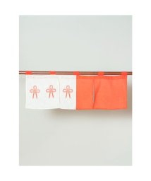KAYA/【カヤ】祝い結び短暖簾 レッド/502752771