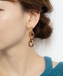 URBAN RESEARCH Sonny Label/アクリルチェーンピアス/502752885