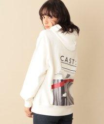 CAST:/バックフォトパーカー/502721475