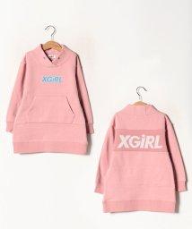X-girl Stages/ウラケハイネックワンピース/502739403