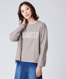 LASUD/[MICA&DEAL]PREMASTER ロゴTシャツ/502746233