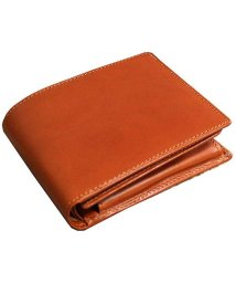 ORICE/オリーチェレザー二つ折り財布/502753660