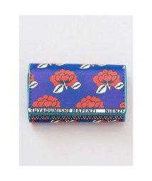 CAYHANE/【チャイハネ】アフリカ・カンガ柄 カード&コインケース ネイビー/502755724
