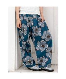 KAYA/【カヤ】藍色メンズパンツ ブルー/502762733