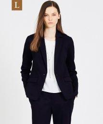 TRANS WORK(L)/【L】【セットアップ対応】【美Jacket】ストレッチポンチテーラードジャケット/502764182