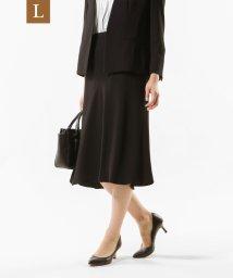 TRANS WORK( L)/【L】【セットアップ対応】【美Skirt】【ウォッシャブル】バックサテンジョーゼットスカート/502764229