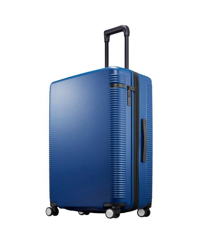 カバンのセレクション エース ウォッシュボードZ スーツケース 軽量 ストッパー ダイヤルロック 受託手荷物規定内 91L Lサイズ ace. TOKYO 04067 ユニセックス ネイビー フリー 【Bag & Luggage SELECTION】