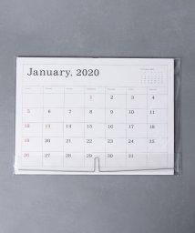 UNITED ARROWS/カサイカオルカレンダー 2020(罫線あり)/502725196