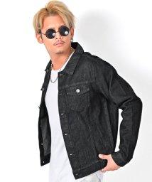 LUXSTYLE/ウォッシャブルGジャン/デニムジャケット メンズ ジャケット ウォッシャブル デニム/502765446