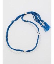 CAYHANE/【チャイハネ】ヒマラヤストーン藍色ブレスレット CRYSTAL CHGZ9305/502768089