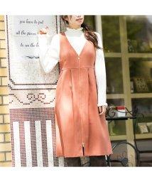 Rose Tiara(L SIZE)/ジレジャンパースカート/502768501