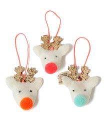 こどもビームス/Meri Meri / Reindeer クリスマス オーナメント 3P set/502690644