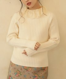 NICE CLAUP OUTLET/【one after another】Queenニット/502742734