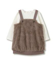 branshes/ボアジャンパースカートセット商品(70~80cm)/502771135