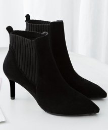 miniministore/ブーティー レディース ブーツ ショート丈 ファッション靴 ハイヒール スエード パーティー/502771502