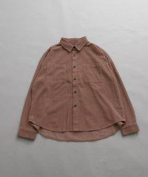 ITEMS URBANRESEARCH/コーデュロイビッグシャツ/502772326