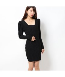 GUESS/ゲス GUESS CARDI METALLIC DRESS (GUNMETAL MULTI)/502772871