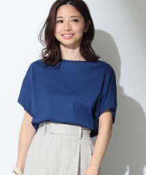 Demi-Luxe BEAMS/ATON / スビン キャップスリーブ Tシャツ/502724314
