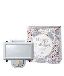 BRUNO/《Happy Holidays》ホットサンドメーカー ダブル ギフトセット/502766247