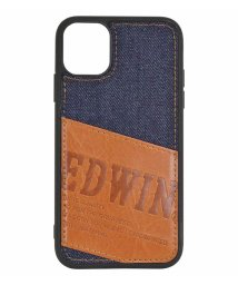 Mーfactory/EDWIN[パッチワークデニム]背面ケース iPhone11/502768419
