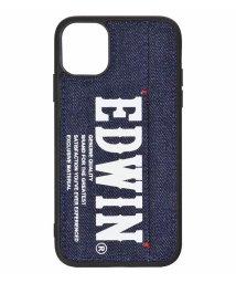 Mーfactory/EDWIN[プリントデニム]背面ケース iPhone11/502768421