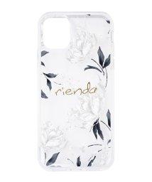 Mーfactory/rienda[TPUクリア/Grace Flower]インモールドケース iPhone11/502768430