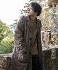 glamb/Flannel oversize chester coat/502769829