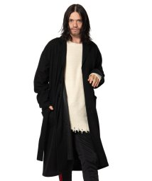 glamb/Flannel oversize chester coat/502769829