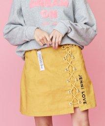 JENNI love/サイドレースアップスカート/502771758