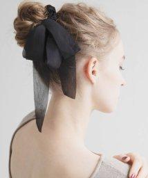 MIELIINVARIANT/Chiffon Wreath Hair Rubber/502774102