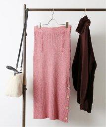 La TOTALITE/Naoko Tsujiコラボ ラメニットスカート◆/502774140